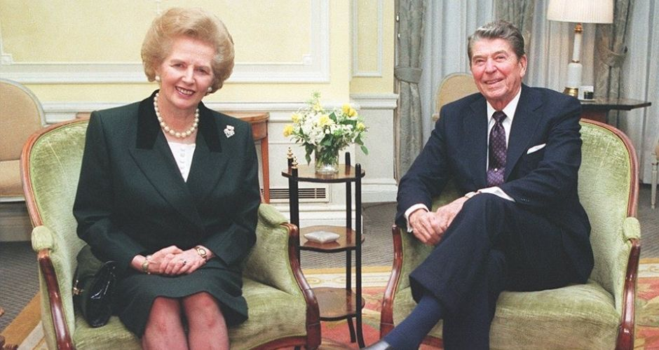 Margaret Thatcher: a life in photos