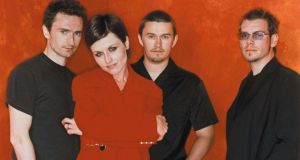 The Cranberries in their heyday. Their  sixth album, Roses, was released last year, and if its sales are anything to go by the band will continue to profit