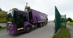 Greenstar's recycling facility in Old Fassaroe, Bray. Photograph: Alan Betson