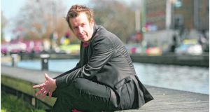 "Kevin Barry: ""A prize with money attached to it has a lot of prestige."" Photograph: Bryan O'Brien"