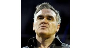 British singer Morrissey has convinced a Los Angeles concert venue to not sell meat at food outlets during his performance next month.