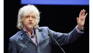 Geldof is reuniting with Pete Briquette, Simon Crowe, and Garry Roberts to play the Isle of Wight on in June with the band due to appear at the Live in the Marquee three weeks later on July 5th. Photograph: Alan Betson/The Irish Times