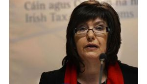 Revenue Commissioners chair Josephine Feehily told the committee that property tax may be deducted from the salaries, bank accounts or welfare payments of those who do not pay.