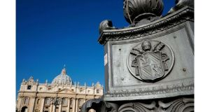 St Peter's Basilica in the Vatican. Photograph: Max Rossi/Reuters
