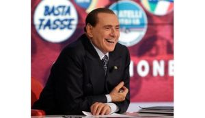 Silvio Berlusconi dismissed the idea of holding new elections and said he would consider an alliance with his rival Pier Luigi Bersani. Photograph: Remo Casilli/Reuters.