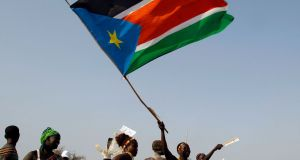 Since winning independence from Sudan in July 2011, South Sudan has been struggling to impose its authority across vast swathes of territory bristling with weapons after decades of civil war with Khartoum. Photograph: Goran Tomasevic /Reuters