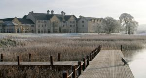 "Lough Erne Resort outside Enniskillen, Co Fermanagh,  the venue for next June's G8 summit.  ""David Cameron's decision to host the G8 in Fermanagh provides us with a golden opportunity."" Photograph: PA"