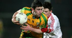 Patrick McBrearty will be in the Donegal team.