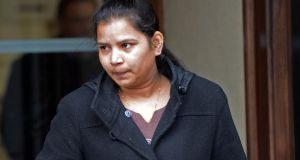 Mrudula Vasealli  a witness at the inquest into the death of Savita Halappanavar.