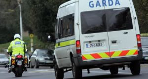 Two women and a man arrested in Blanchardstown on Monday night were charged and were to appear before Blanchardstown District Court at 10.30am today. Photograph: Eric Luke/The Irish Times