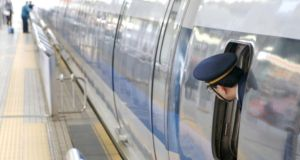 'Amid all the origami and traditional drumming and martial arts, the single most impressive thing I saw there was a magazine outlining the latest developments in the Shinkansen.' Photograph: iStockphoto