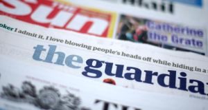 Read all about it: British newspapers came in for  heavy criticism in the Leveson inquiry. Photograph: Rosie Hallam/Getty Images