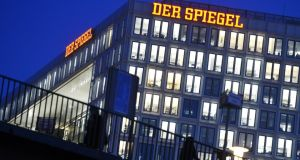 "The Hamburg magazine 'Der Spiegel' has fired joint editors Georg Mascolo and Mathias Müller von Blumencron, citing irreconcilable differences over the ""strategic direction"" of the company."