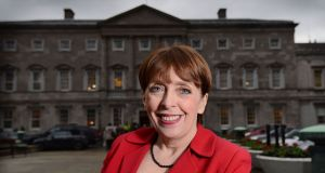 Róisín Shortall said guidlines for property tax valuation is causing widespread confusion. Photograph: Alan Betson / The Irish Times