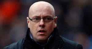 New Leeds United manager  Brian McDermott. Photograph: Dave Thompson/PA Wire