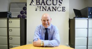 Financial adviser and mortgage broker Michael Dowling plans to become a debt adviser under the new insolvency legislation. Photograph: Alan Betson