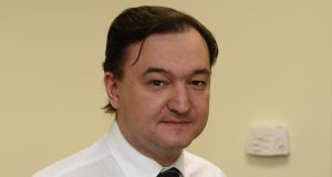 Lawyer Sergei Magnitsky: allegedly beaten to death in a Moscow jail cell.