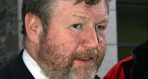 Minister for Health James Reilly is preparing legislation to give effect to the X-case ruling of the Supreme Court. Photograph: Cyril Byrne