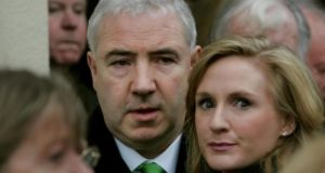 Sean Dunne and his wife Gayle Killilea