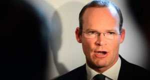 Minister for Agriculture Simon Coveney said the agreement to continue aid would resonate with Irish people, given the country's history of famine. Photograph: Eric Luke / The Irish Times