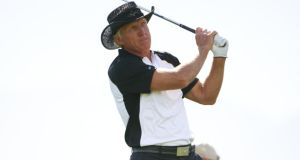 Australian golfing legend Greg Norman. Photograph: Robert Beck/Sports Illustrated/Getty Images