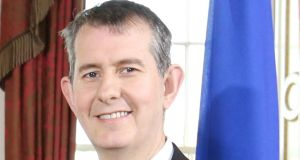 "DUP Minister for Health Edwin Poots: said the relationship between the parties was the ""poorest since 2007"""