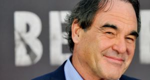 US director Oliver Stone. Photograph: Tiziana Fabi/AFP/Getty Images