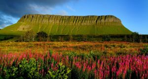 Ben Bulben, one of the many attractions in Co Sligo, which has received the most entries in The Irish Times  Best Place to Holiday in Ireland competition.  Photograph: Chris Hill, Tourism Ireland