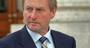 Taoiseach Enda Kenny: said he did not accept that arrangements for communication had been withdrawn.