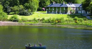 Delphi Lodge, great for  angling and a good base for the Leenane Walking Festival