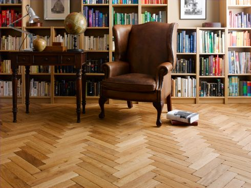 A WALK ON THE PARQUET: Broadleaf is a new flooring companyexclusive to Tilestyle at Ballymount Retail Centre, Dublin 24. Bargain Hunter readers who present today's column can buy their chic vintage oak parquet in six finishes, including the classic pictured, down from €111.30 per sq m to €77.90 per sq m. Offer ends this Sunday.