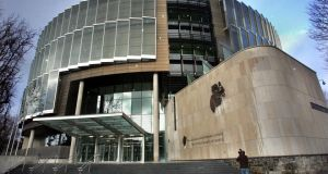 Criminal Courts of Justice, Parkgate Street, Dublin: Christopher Zambra, of Galtymore Road, Drimnagh, has pleaded not guilty to murdering John Carroll (33) on February 18th, 2009, at Grumpy Jacks pub in the Coombe