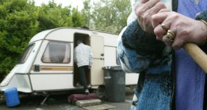 "Travellers at risk: The Irish Traveller Movement said the community experiences an ""innate"" amount of discrimination and prejudice in all area of life on a daily basis. Photograph: Fran Veale"