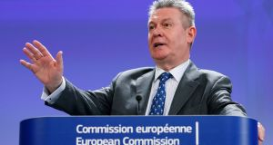 European Trade Commissioner Karel De Gucht