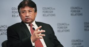 The order to arrest former Pakistani president Pervez Musharraf pushed Pakistan's judiciary into uncharted territory. Photograph: Spencer Platt/Getty Images