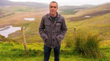 Going green: James Nesbitt in James Nesbitt's Ireland