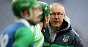 Limerick manager John Allen: 'I think they (Dublin) have (improved) but maybe that is because I want to believe they have because of the way it would reflect on Limerick.'
