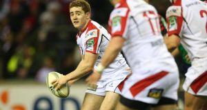 Paddy Jackson returns at outhalf for Ulster after being rested against the Dragons. Photograph: Billy Stickland/Inpho