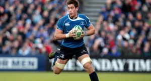 Leinster backrow Dominic Ryan is wary of the conditions in Italy. Photograph: Cathal Noonan/Inpho