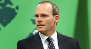 Minister for the Marine Simon Coveney needs to follow the example of the European Parliament and keep his eye firmly on the targets it approved in February. Photograph: Brenda Fitzsimons