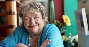 Maeve Binchy, who will be honoured at the  inaugural Women in Media festival