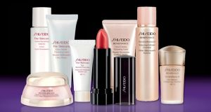 Japanese skincare experts Shiseido's offering has a value of €65 and includes a basic travel kit plus the rich skin treat Advanced Super Restoring Cream. A complimentary makeover and Perfect Rouge lipstick completes the deal when you buy two products, to include one skincare. At Clerys and selected pharmacies