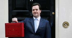 Britain's Chancellor of the Exchequer, George Osborne. Photograph: Stefan Wermuth/Files/Reuters