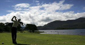 Killarney Golf Club. Photograph: Matthew Lewis/Getty Images