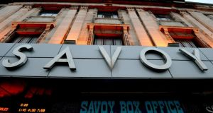 After a High Court hearing failed to end a long-running dispute between the Wards and Andersens, who owned the business since the 1950s, the group was split between them. The Ward family got the Savoy and Screen cinemas in Dublin. Photograph: David Sleator