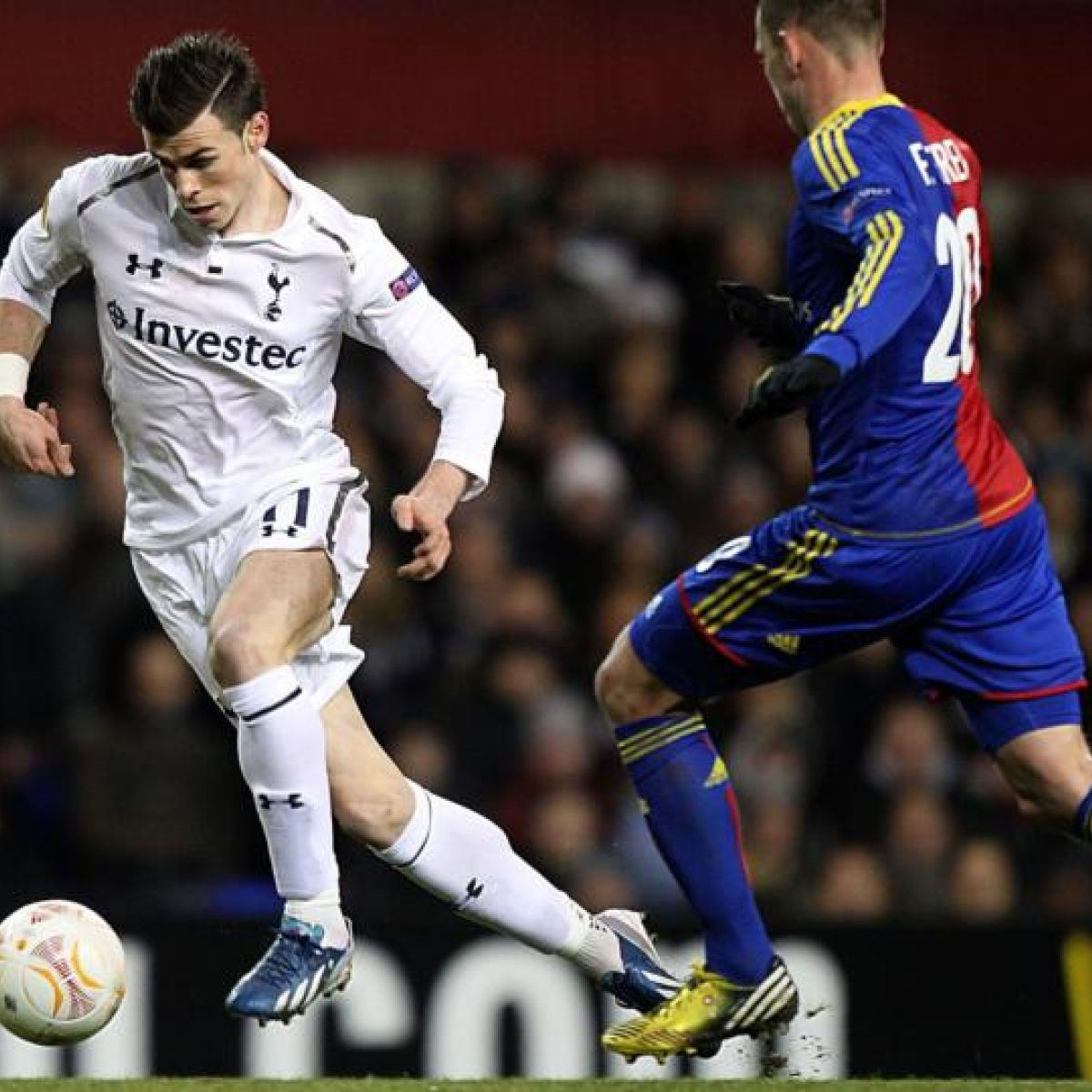 purchase cheap f13ab 6eb99 Tottenham's horizons broaden with Gareth Bale