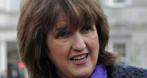 "Minister for Social Protection Joan Burton told the conference she believed ""we have reached the limits of austerity now""."