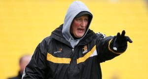 Brian Cody has been temporarily sidelines from the sidelines.