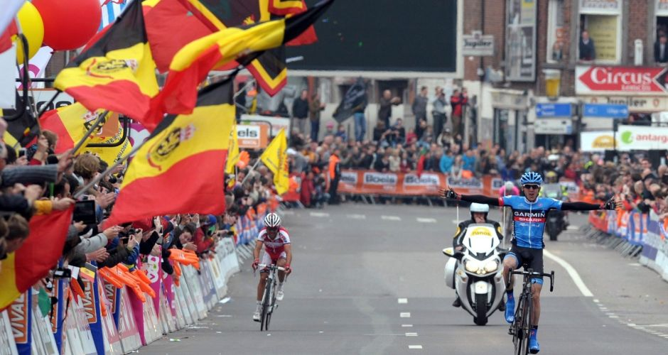 Irishman wins the 99th Liege-Bastogne-Liege Classic