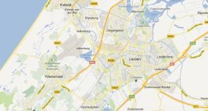 Dozens of schools in Leiden, the Netherlands were closed today and thousands of students stayed at home after an anonymous poster on social media threatened a shooting spree. Image: Google Maps